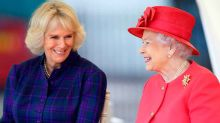 The Queen's touching tribute to Camilla in Charles' birthday toast