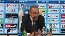 """Sarri: """"Per lo scudetto servono 11 punti in sei partite"""""""