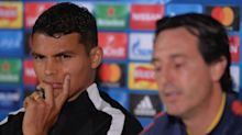 'We didn't often agree with each other' - Thiago Silva reveals difficult relationship with former PSG coach Emery
