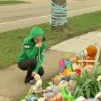 AJ Freund: Crystal Lake mourns boy, 5, after body found, parents charged with murder