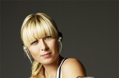 Sony Ericsson, Maria Sharapova release accessory line