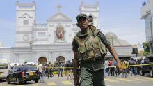 Two Australians dead in Sri Lanka bombing