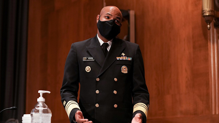 Surgeon general's advice to those who ignored guidelines