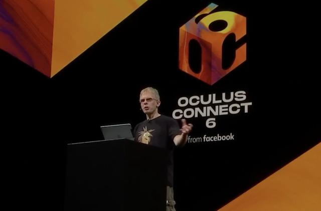 Oculus CTO John Carmack on the VR challenges of the Quest and Rift S