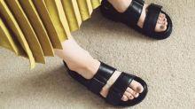Esquisita ou fashion? Sandália do papai é nova obsessão na moda