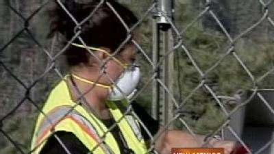 Lab Officials Say Air Not Contaminated