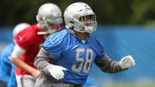 Madden NFL 22 rating revealed for Lions' first-round pick Penei Sewell