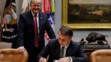 Eleições nos EUA: de 'ele vai ser reeleito' a 'não é o mais importante do mundo', o que Bolsonaro já disse sobre Trump