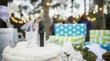 Schreckliches Foto macht Hochzeitsgast berühmt
