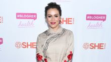 Alyssa Milano on Running for Political Office: 'It's Something That I Think About'