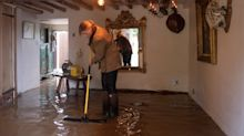 UK Weather: Flood Fall-Out Sparks Widespread Clean-Up Operation