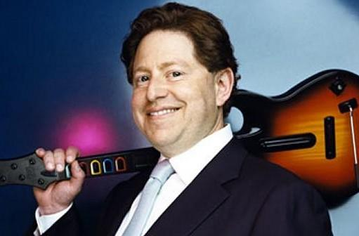 Activision CEO Bobby Kotick was nearly fired by Vivendi