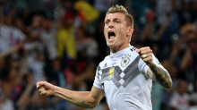 Kroos calls in epic trick play to stun Sweden late