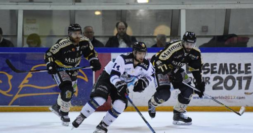 Hockey - Ligue Magnus - Ligue Magnus : Gap décroche face à Rouen le quatrième sacre de son histoire