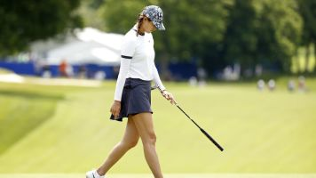 Michelle Wie in tears after ugly round of 84