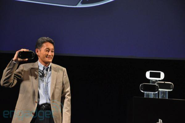 Sony's official NGP announcement video hits the web