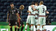 Ligue des nations : le Portugal étrille la Croatie 4-1