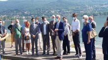 Riavviato impianto per il ricambio delle acque del lago di Varese