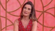 """Fátima Bernardes relembra paixões platônicas: """"Não olhavam para mim"""""""