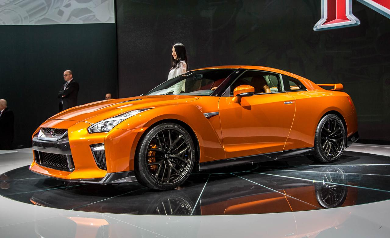 2017 Nissan GTR Gets Exterior Revisions More Cowbell