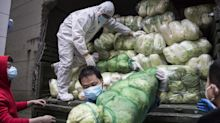 Death toll from coronavirus surpasses 1,100; US confirms 13th case