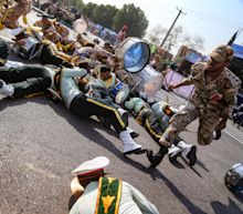 Gunmen attack military parade in Ahvaz, Iran