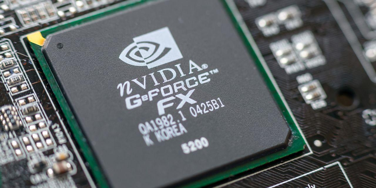 Nvidia Gets a Price Target Boost. Bitcoin's Impact on Gaming May Be Ending.