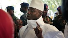 Gambia's president-elect says Jammeh can't demand new vote