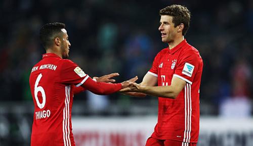 """Bundesliga: Müller: """"Rechnen nicht damit, eingeholt zu werden"""""""