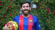 Iranian Messi-lookalike bears an uncanny resemblance to the Barcelona star
