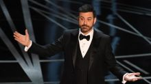 Jimmy Kimmel apologises for making jokes about Melania Trump and Sean Hannity