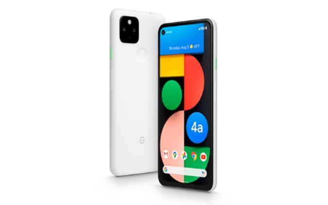 Pixel 4a 5G UW