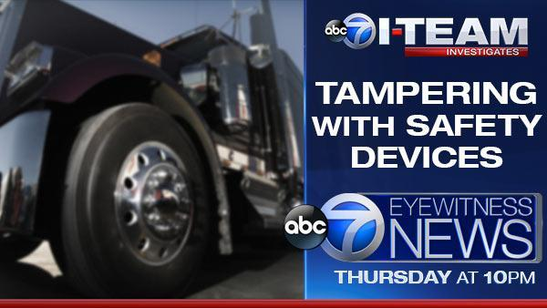 ABC7 I-Team: Dangerous highway conditions