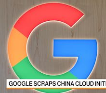 Google Scrapped Cloud Initiative in China, Other Markets