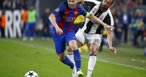 Foot - C1 - Barça - Andrés Iniesta (FC Barcelone) : «On mérite un but»