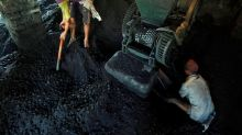 Coal India's annual output falls for first time in two decades