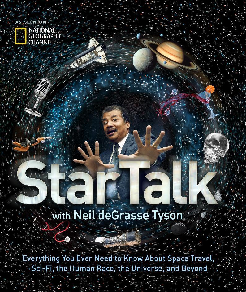 Neil deGrasse Tyson's 'StarTalk' Returns with Book, 3rd ...