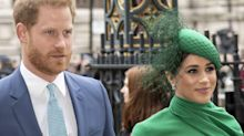 """Prince Harry on whether he and Meghan Markle will """"revisit"""" social media"""