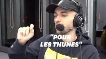 """Squeezie n'est pas étonné du lancement raté de """"leLIVE"""" de Webedia"""