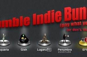 One-quarter of Humble Indie Bundle downloads were pirated