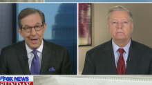 Fox News' Chris Wallace says Lindsey Graham's view on impeachment witnesses 'directly contradicts' his 1999 position