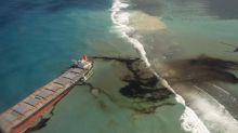 Öldesaster auf Mauritius: Die verheerenden Bilder