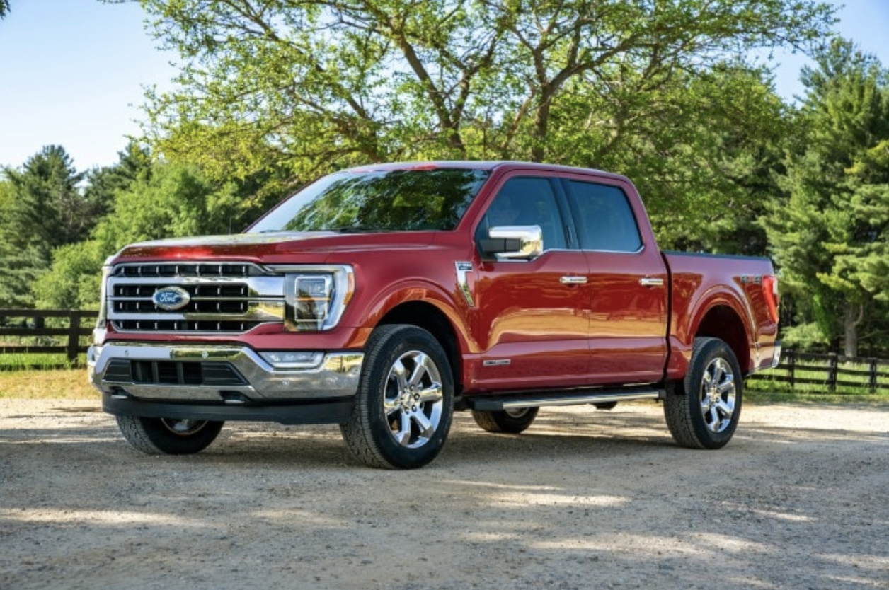 New F-150 pickup truck essential to carmaker's future