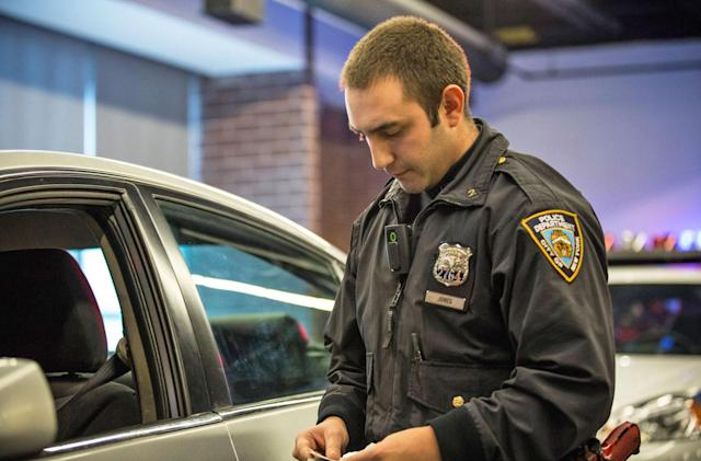 NYPD will equip all officers with body cameras by late 2019