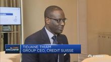 It is 'hard to understand' why investors are suing Credit Suisse, its CEO says