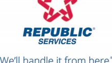 Republic Services' Chuck Serianni Named 2018 Financial Executive of the Year by the Financial Executives International