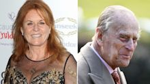 Sarah Ferguson 'forced to leave Balmoral' after Prince Philip arrives