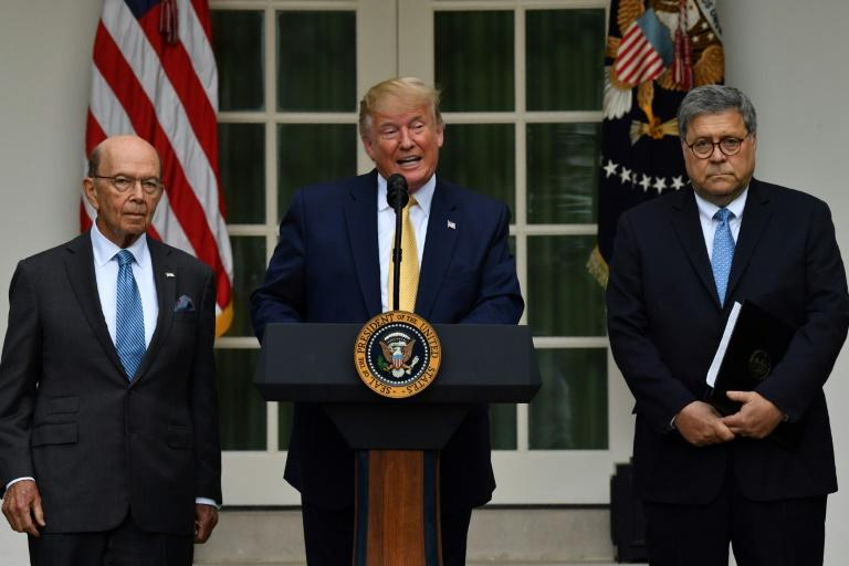 Trump weighs ousting Commerce Secretary Wilbur Ross after census defeat