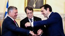 Jordan, Greece and Cyprus say more support needed to states on refugee frontline