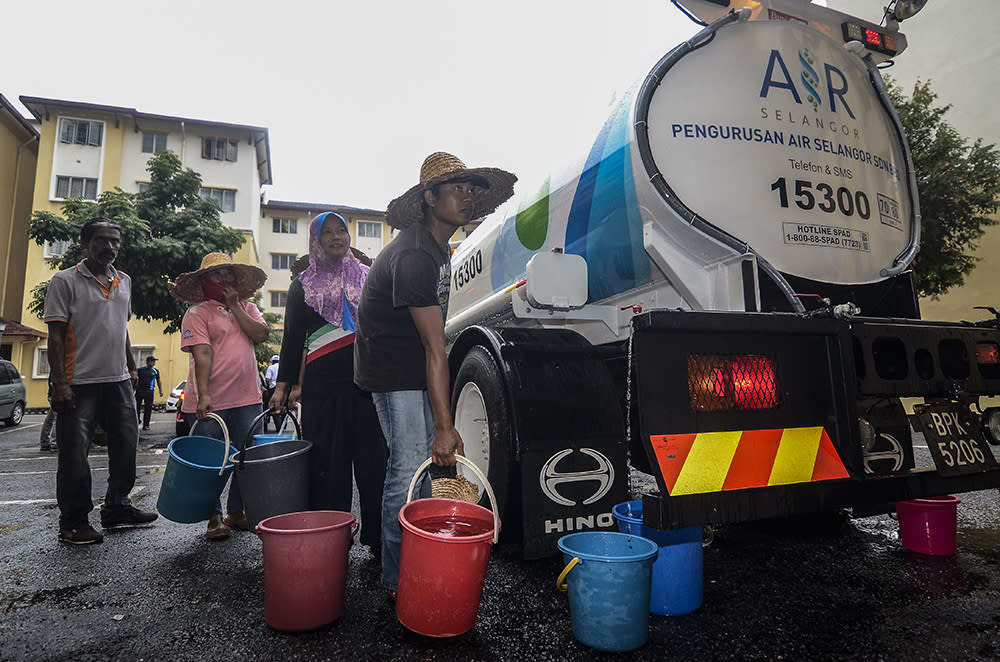 Klang Valley Water Disruption Why Does It Happen So Often